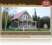 Rusty Anchor Chalet