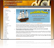 Kindred Spirits Wholesale